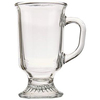 Anchor Hocking Irish Coffee Mug, Set of 12
