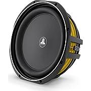 """JL Audio 12TW1-2 12"""" Shallow-mount 2-ohm Component Subwoofer"""