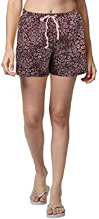 Enamor E062 Basic Cotton Shorts for Women
