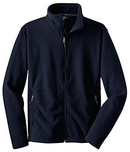 Port Authority® Tall Value Fleece Jacket. TLF217 True Navy 2XLT