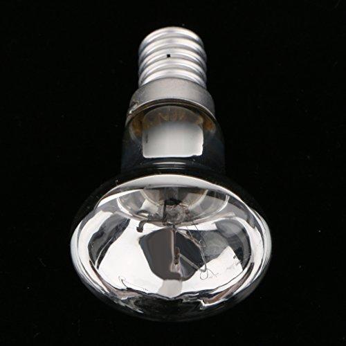 R39 SES E14 25 Watt Spotlight Birne Reflektor Spot Licht Glühbirne