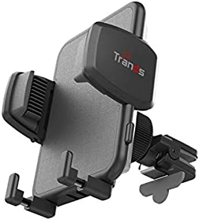 Car AC Vent Smart Phone Holder Universal Cell Phone Holder One Button Release Clamp, Rotatable Phone Mount
