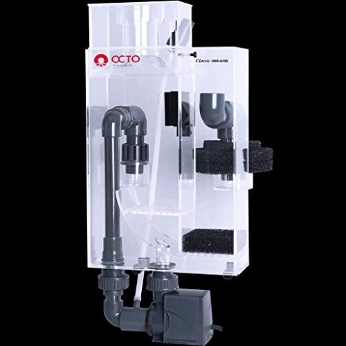 CoralVue Technology BH-1000 Octopus with External 1000 Pump