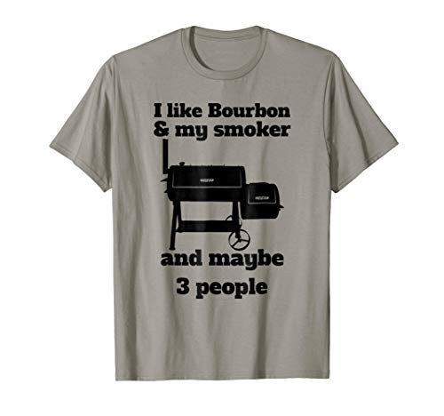 Best Dad BBQ Smoker Grill Lover Bourbon Whiskey Shirt