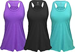 Flowy Racerback by Cloya Activewear Relaxed Fit - Flowy Lightweight, 3.7 OZ - Tagless Burnout Fabric or Triblend Fabric BURNOUT : 60% Cotton 40% Polyester. TRIBLEND: 50% Polyester 25% Cotton 25% Rayon