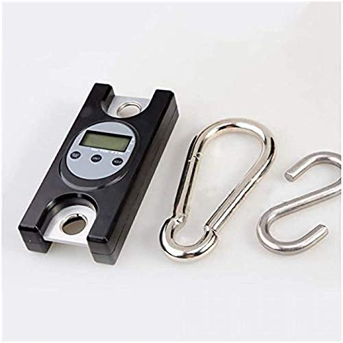 KUANDARGG Digital Scale Hook Hanging Crane Electronic bascula Precision Balance Weight Weighing Measurement 300kg
