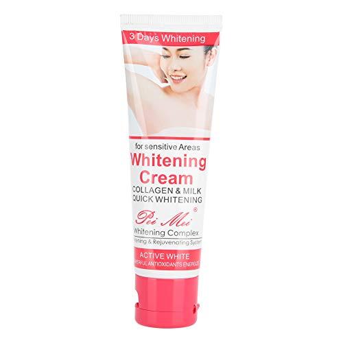 Crème Eclaircissante - Crème Eclaircissante, pour les zones intimes des aisselles Essence de soin du corps, Elimination de la mélanine