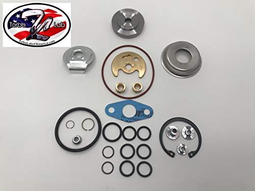 N54 Td03 TdO3 Turbo Rebuild Kit Turbo Lab America N54 Turbo Rebuild Kit Upgraded Td03 All in One Kit
