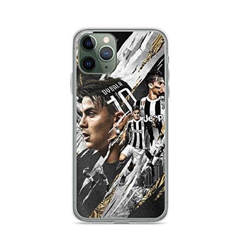 Custodie per Telefoni Illustration Dybala Design Cover iPhone 12/11 Pro Max 12 mini SE X/XS Max XR 8 7 6 6s Plus Custodie