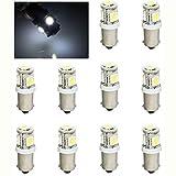 OCTANE LIGHTING (10) 55-72 Chevy Led Dash Instrument Panel Cluster Gauges Glove Box Light Bulbs
