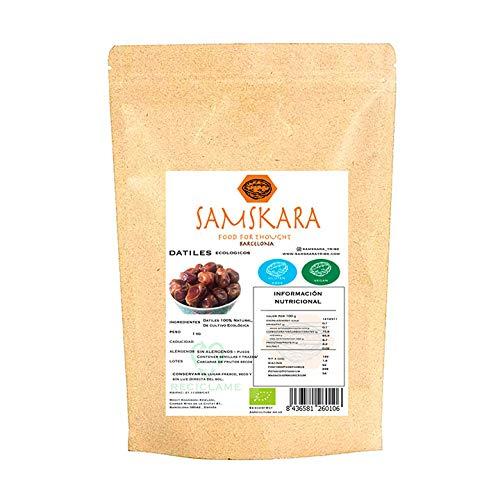 Datums gezaaid | Biologische BIO | Dates Seeded | Organic BIO | Samskara food for thought (2kg)