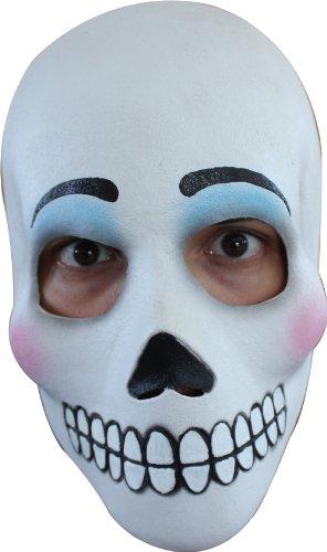 Partychimp 54-25030 Masque de fête unisexe pour adulte Multicolore