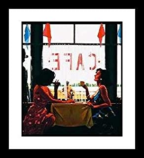 cafe days jack vettriano