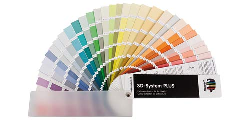 Caparol Color Farbtonfächer 3D-System Plus Farbkarte
