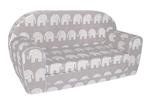 MuseHouse Canapé pour Enfant Lit pour Enfant Chaise pour Enfant Canapé Lit pour Enfant Enfants canapé-lit de Haute qualité (S101)