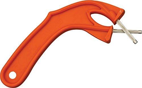 Edgemaker Translated Knife Sharpener The 012 Sportsman Orange overseas