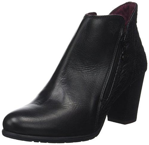 Desigual Damen Shoes_Frida Lottie Chelsea Boots, Schwarz (Negro), 41 EU