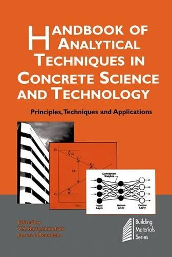 Handbook of Analytical Techniques in Concrete Science and Technology: Principles, Techniques and App