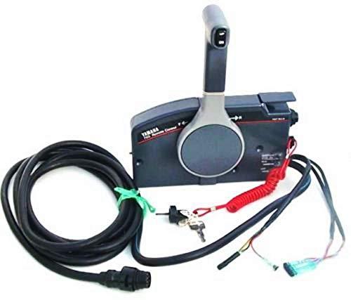 Yamaha OEM 703 Side Mount Remote Control Throttle/Shift Box 703-48207-21-00
