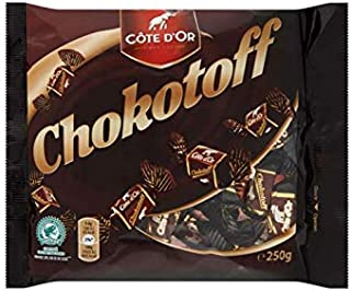 ベルギートフィーチョコレート | C?te d'Or | Chokotoff | 総重量 250 グラム