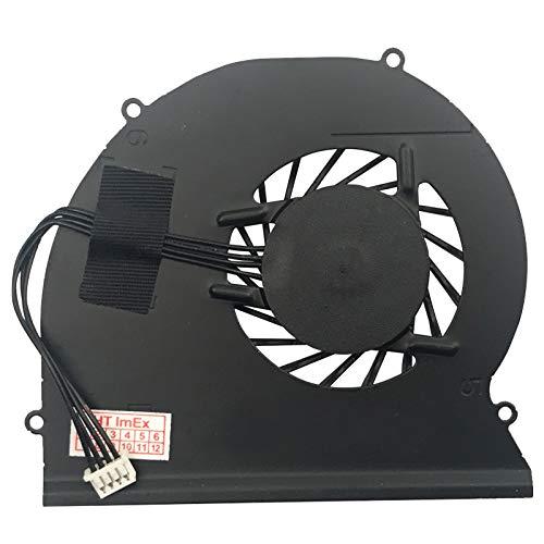 Fan Cooler Compatible with Dell Latitude E6220, Dell P/N: 0JNYF2, Model: DFS400805L10T-FAA6