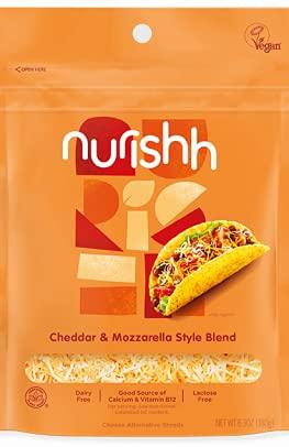 Nurishh Tex Mex Rallado (Cheddar/Mozarella) 150g (Pack de 2)