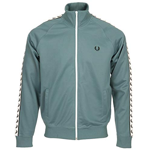 Fred Perry Taped Track Jacket, Sportjackett - S