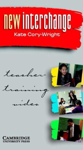 New Interchange Teacher Training Video Pack SECAM (New Interchange English for International Communication) download ebooks PDF Books