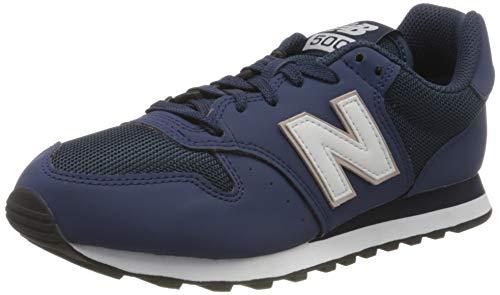 New Balance Damen 500 Sneaker, Blau (GW500HHD), 39 EU