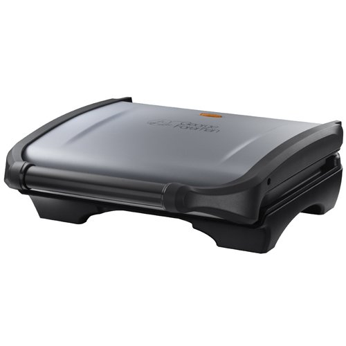 George Foreman 5-Portion Family Grill 19920 - Silver