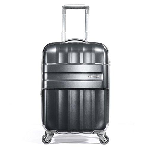 [サムソナイト] スーツケース アーメット スピナー57 チャコール 保証付 37L 57 cm 3kg