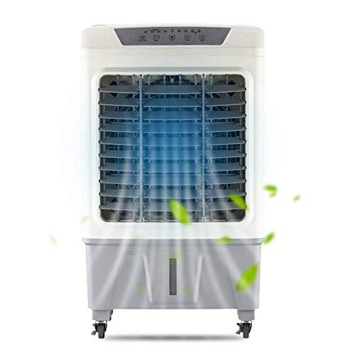 QIQIZHANG Enfriador de Aire, Aire Acondicionado, Móvil, Sin Manguera Industrial Comercial Aire Acondicionado, refrigeración, Refrigerador Móvil, 150W, 20L