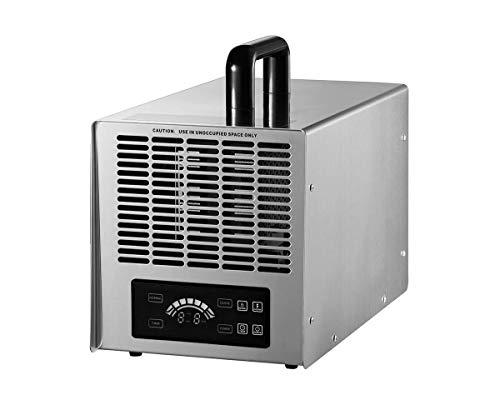 LIUQIGRASS Kommerzieller Ozongenerator 28000Mg / H Luftreiniger, Ionisator   Beständiger Luftreiniger, Lufterfrischer und Sterilisator   Am besten für die Geruchsbekämpfung. Stop Eliminate