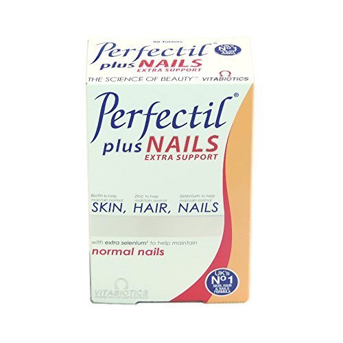 Vitabiotics Perfectil Plus Nails Extra Support 60 Tablets by Perfectil