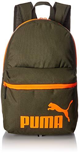 PUMA Phase Backpack Rucksack, Forest Night, OSFA