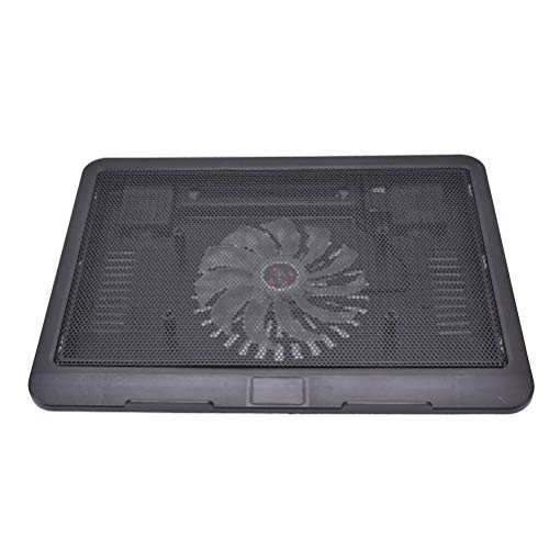 "SANOXY_LT-COL_M2 Laptop Notebook Cooling Cooler Pad, Black, 17"""