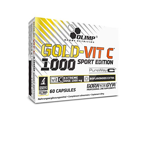 Olimp Nutrition Gold-VIT C 1000 Sport Edition, 60 caps, 1 kg,P32978