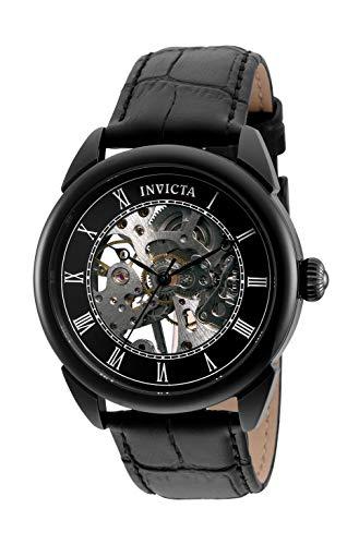 INVICTA Reloj analógico para Hombres de con Correa en Cuero 32632