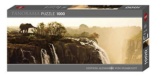 Unbekannt 9287 KV&H Verlag Elephant 1000 Teile Puzzle, Grey