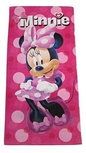 Disney Minnie Mouse Clubhouse Fiber Reactive Beach Towel - Happy Helper