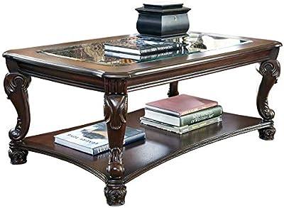Sensational Amazon Com Belham Living Trenton Coffee Table Driftwood Pabps2019 Chair Design Images Pabps2019Com