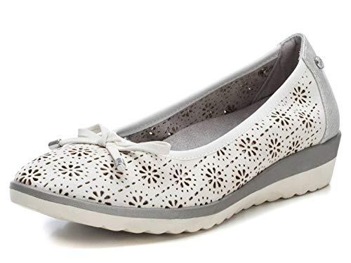XTI Zapato Bailarina XTI044043 Mujer Blanco 36