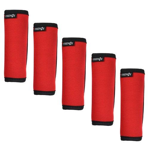 كوزموس ® 5 قطع اللون الأحمر الراحة