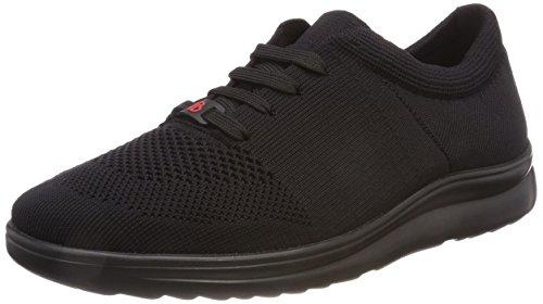Berkemann Allegro męskie buty sportowe, czarny - czarny - 44 EU