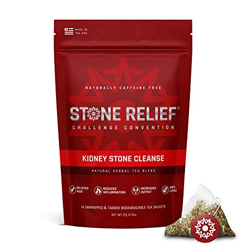 CLEANSE | Pass Kidney Stones Fast & Painless [Herbal Tea Blend]