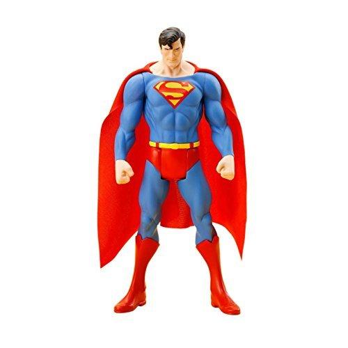 Kotobukiya - Estatua Superman DC Comics ARTFX+ PVC Traje Clasico
