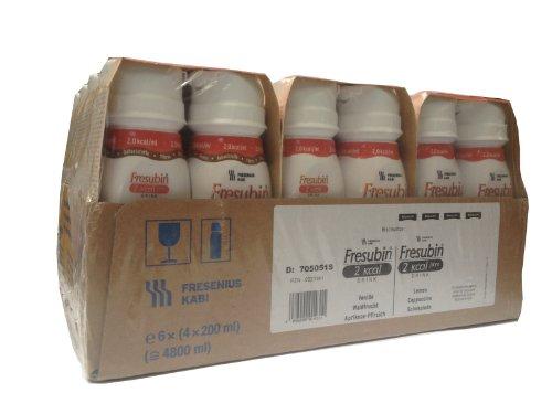 Fresubin 2kcal/fibre DRINK Mischkarton / 6 leckere Geschmacksrichtungen - Trinknahrung - 24 EasyDrinks