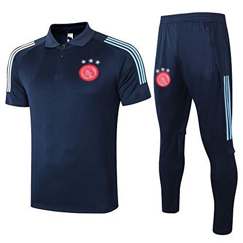 T-Shirt Nuevo Regalo de Uniforme de fútbol para Hombres de Manga Corta de fútbol de fútbol de fútbol de fútbol de faniforme de faniforme Pantalones Cortos de fútbol deportivo-moda-84-medio1719