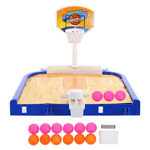 BESPORTBLE Jogos de Basquete de Basquete de Dedo Jogos de Basquete de Mesa Com Brinquedos Esportivos Divertidos para Crianças