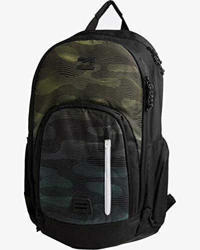 BILLABONG Command, Backpack Uomo, Blu (Black Sea), Taglia Unica
